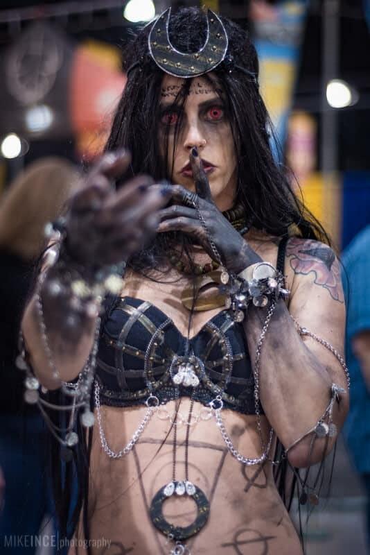 Enchantress Cosplay