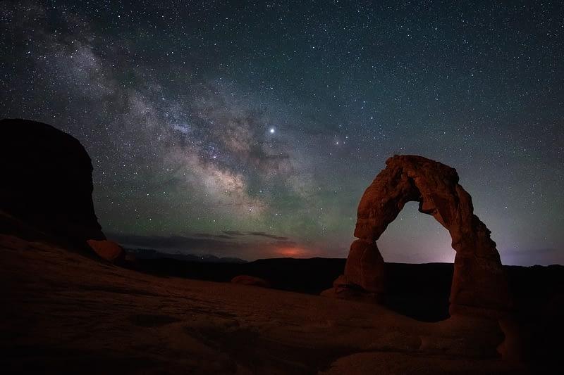 Moab Milky Way
