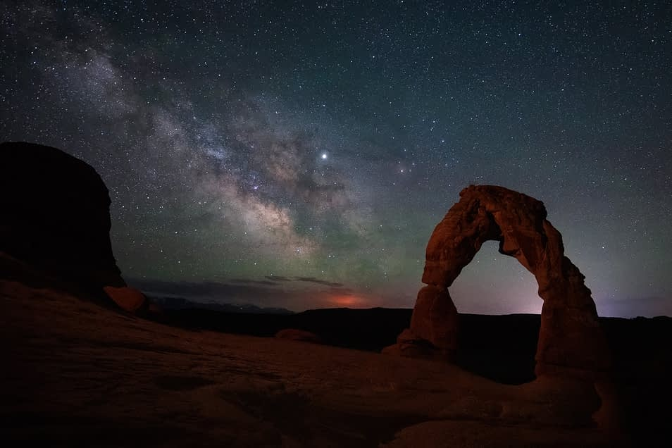 Moab Milky Way